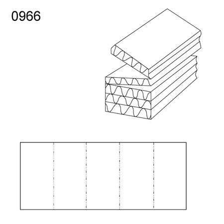 Obrázek z Vnitřní prvek obalu 0966