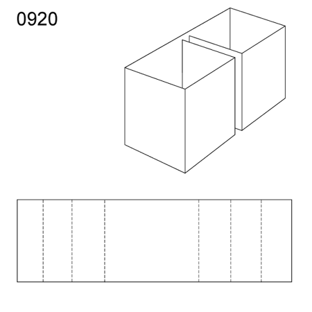 Obrázek z Vnitřní prvek obalu 0920