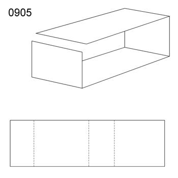 Obrázek Vnitřní prvek obalu 0905